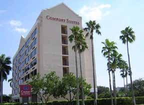 Comfort Suites Airport & Cruise Port Ft. Lauderdale - USA