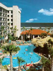 Comfort Inn Oceanfront Jacksonville Beach