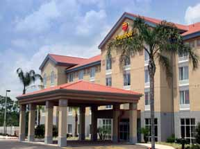 Comfort Inn & Suites Seminole Towne Center Sanford - USA
