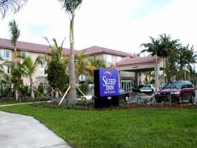 Sleep Inn ,inn & Suites Fll. Dania - USA