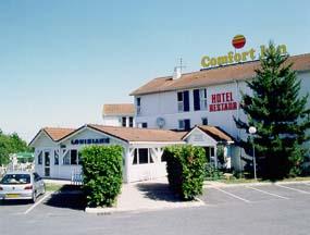 Comfort Inn Lagny Sur Marne - France