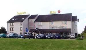 Comfort Hotel Evreux - France