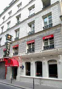 Comfort Hotel Saint Martin Paris - France