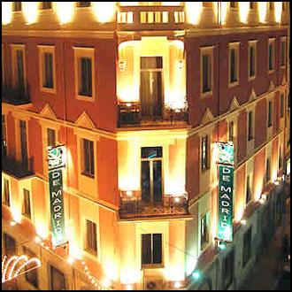 Quality Hotel De Madrid Nice Nice France Quality Inn