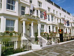 Comfort Inn Kensington London - England