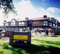 Quality Hotel Warwick Kenilworth - England