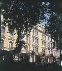 Quality Hotel Paddington London - England