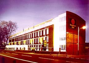 Comfort Inn Vauxhall London - England