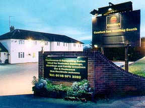 Comfort Inn Padworth Reading - England