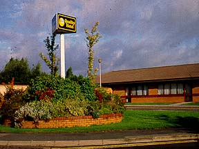 Quality Hotel Walsall Bentley - England