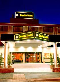 Quality Hotel Heathrow Slough - England