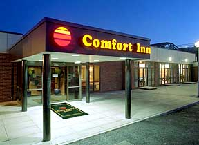 Comfort Inn London Heathrow Hayes - England