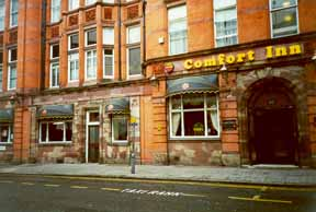 Comfort Inn Birmingham - England