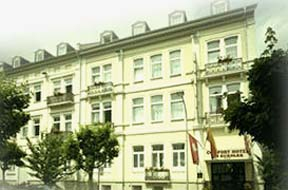 Comfort Hotel Am Kurpark Bad Homburg - Germany