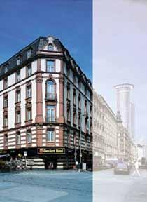 Comfort Hotel Frankfurt City Centre Frankfurt - Germany