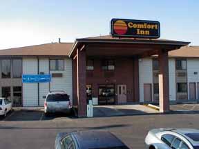 Comfort Inn Airport Boise - USA