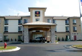 Comfort Inn Crystal Lake - USA