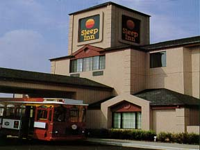 Sleep Inn Midway Airport Bedford Park - USA
