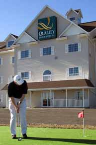 Quality Inn And Suites Dixon