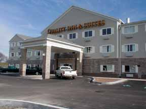 Quality Inn & Suites At The Casinos Lawrenceburg - USA