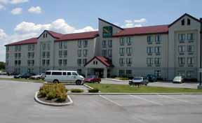 Quality Inn & Suites Airport Indianapolis - USA