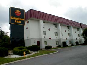 Comfort Inn South Indianapolis - USA