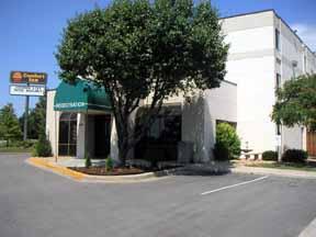 Comfort Inn I-35 At Shawnee Mission Parkway Merriam - USA