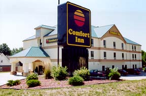Comfort Inn Kansas City - USA