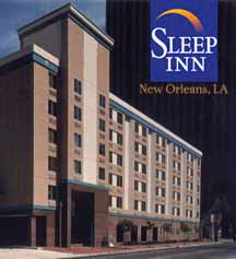 Sleep Inn Central Business District New Orleans - USA