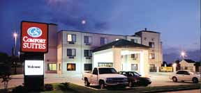 Comfort Suites Baton Rouge - USA