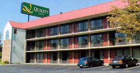 Quality Inn West Baltimore - USA