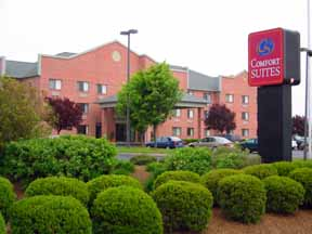 Comfort Suites Chestertown - USA