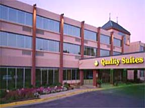 Quality Suites Rockville - USA