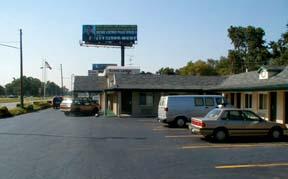 Econo Lodge Detroit - USA