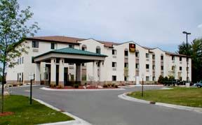 Comfort Suites Auburn Hills - USA