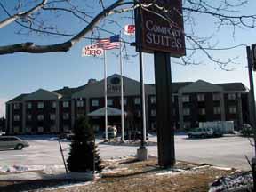 Comfort Suites Southfield - USA