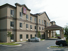 Comfort Suites Kansas City - USA