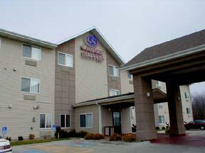 Comfort Suites St. Joseph - USA