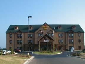 Comfort Inn St. Robert - USA