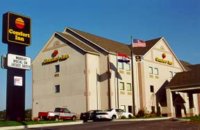 Comfort Inn Grain Valley - USA