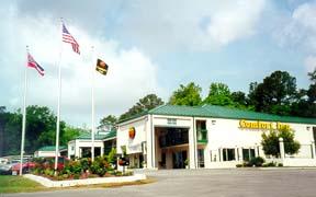 Comfort Inn Picayune - USA