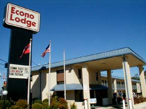 Econo Lodge Jackson - USA