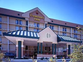 Comfort Inn Executive Park Charlotte - USA