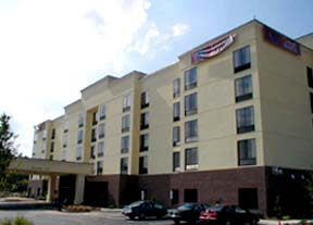 Comfort Suites Charlotte - USA