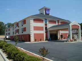 Sleep Inn ,inn & Suites Albemarle - USA