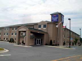 Sleep Inn & Suites Speedway Blvd. Concord - USA