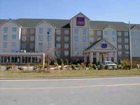 Comfort Suites Concord - USA