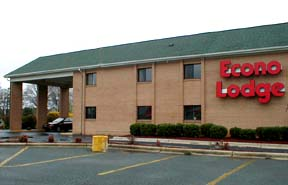 Econo Lodge East Matthews - USA