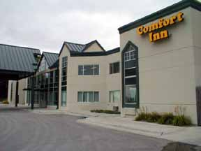 Comfort Inn At The Zoo Omaha - USA