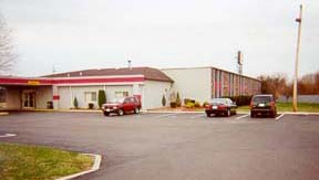 Econo Lodge Westampton - USA